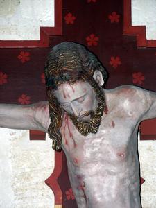 Crucifix du XVIIme Class au Patrimoine