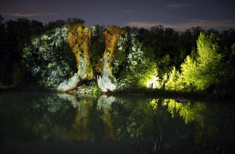 panOramas 2012  Nuit verte  Olivier Crouzel