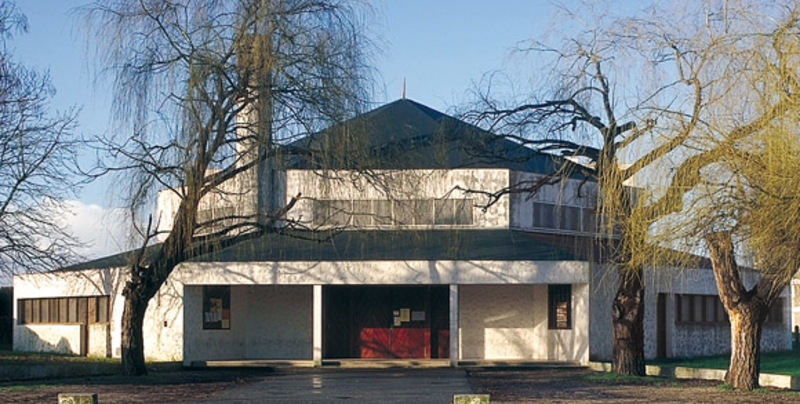 Chapelle Sainte-Thrse