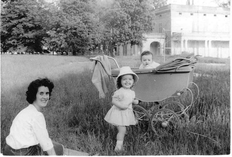 En famille  Palmer 1964