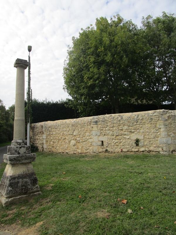 Ancienne croix observatoire